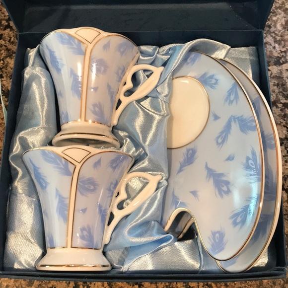 Yedi Other | Bnwt Classic Coffee Cups Plates Design By | Poshmark